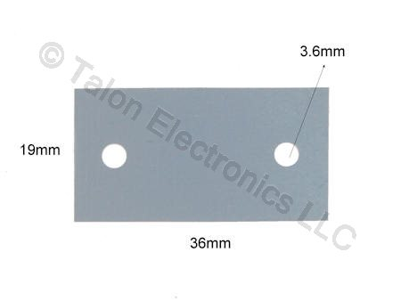 Thermal Insulator for MT200 Devices (4 pieces)