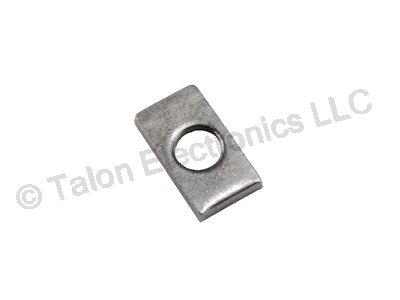 (Pkg of 12) Rectangular Washer for TO-220 Device Mounting