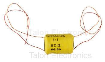 Sprague 11Z12 Pulse Transformer