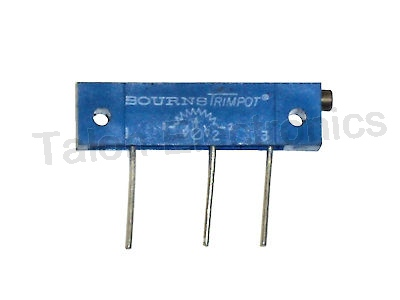 10 Ohm Trimmer Potentiometer