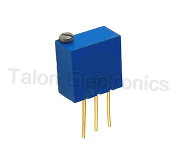 100 Ohms Trimmer Potentiometer