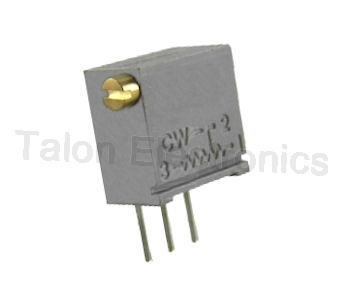 50 Ohms Trimmer Potentiometer
